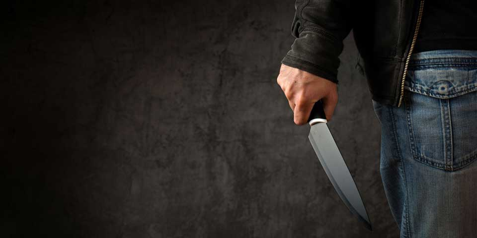 Assault with A Deadly Weapon in Woodbury