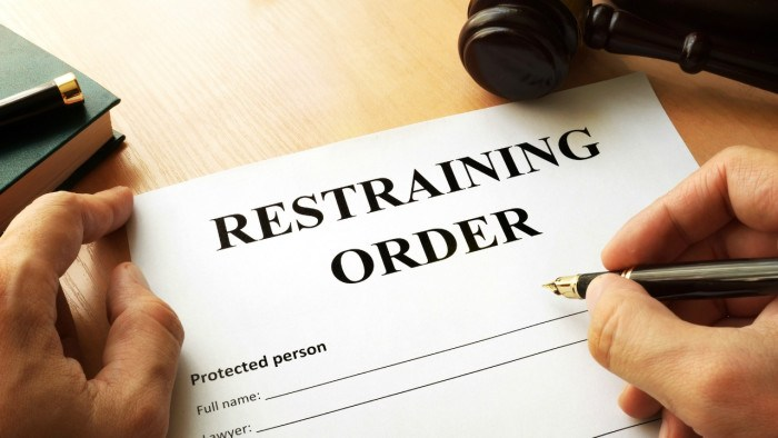 Penalties for Violating an Order of Protection